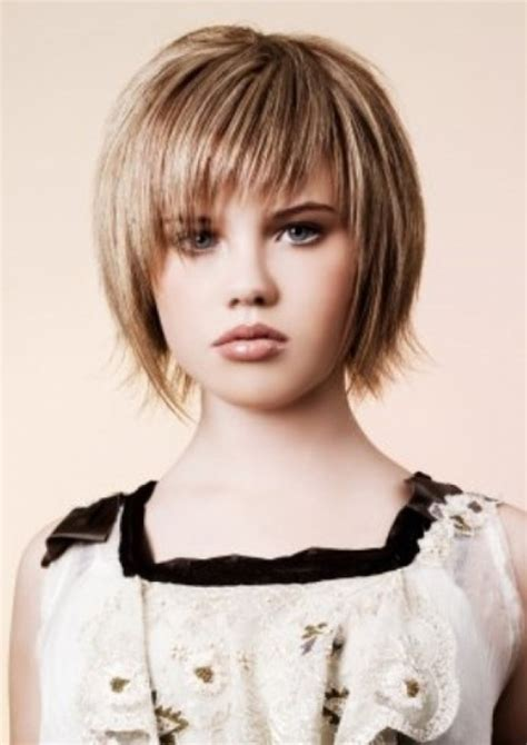 short straight hairstyles   short