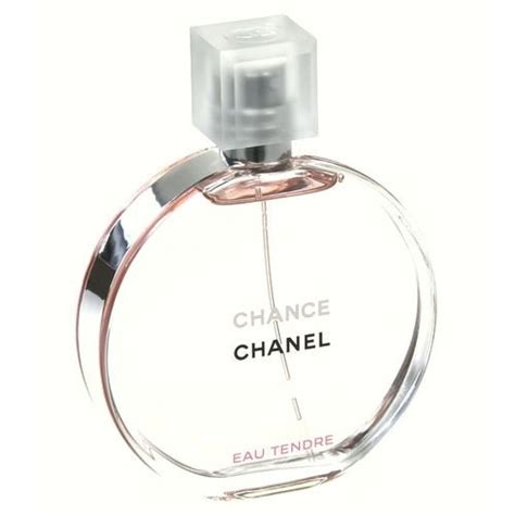 chanel chance eau tendre by chanel for eau de toilette spray 3 4 oz unboxed perfumes mall