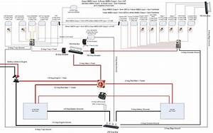 Simple To Read Wiring Diagram For A Boat