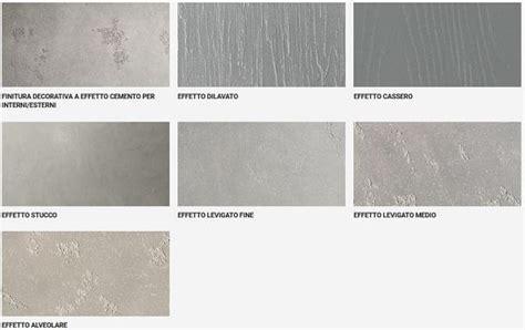 Stucco Effetto Cemento by Pittura Effetto Metallizzato Per Interni