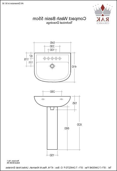 standard bathroom sink height home design and idea