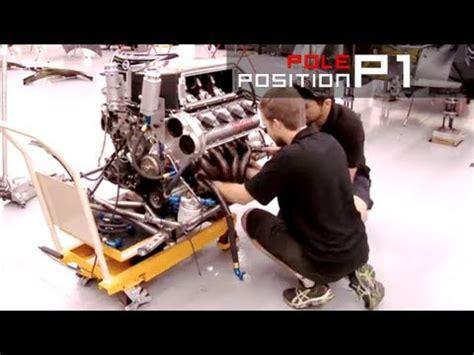 how to build a v8 supercar pole position youtube