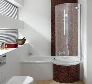 Badewanne Mit Dusche Kombiniert : kleine b der mit dusche und badewanne ~ Sanjose-hotels-ca.com Haus und Dekorationen