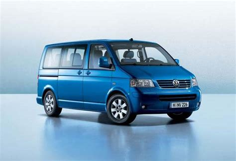 Volkswagen Caravelle Modification by Volkswagen Caravelle 2 5 Tdi Best Photos And Information