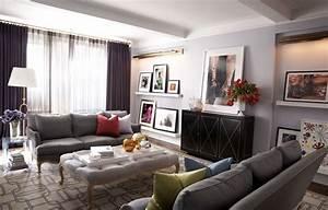 Paul Davis New York - Central Park West Apartment