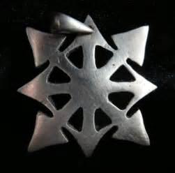 Greek Symbol for Chaos Star