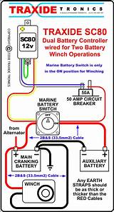Battery Isolator Wiring Diagram For Winch