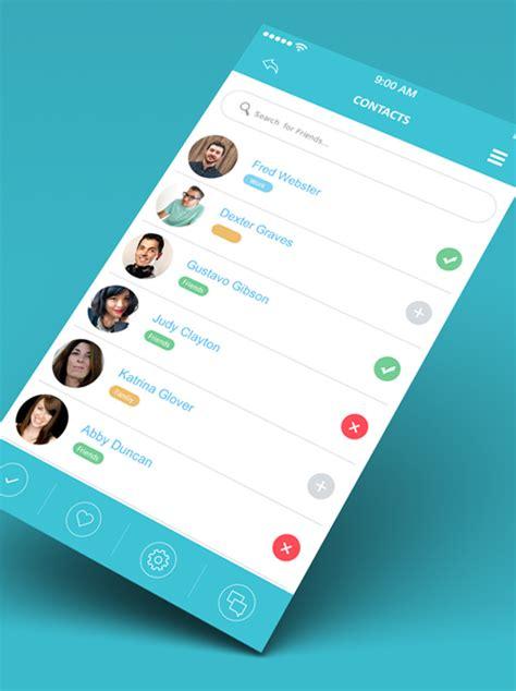 modern mobile app ui designs  uux inspiration