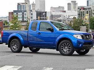 Used 2012 Nissan Frontier King Cab Sv Pickup 2d 6 Ft