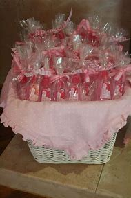 Fairy Baby Shower Favors