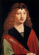Gian Galeazzo II. Maria Sforza, Duke of Milan by Leonardo ...