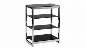 étagère En Verre Ikea : etagere verre noir ~ Teatrodelosmanantiales.com Idées de Décoration