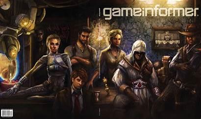 Characters Masterpiece Artwork Decade Informer Gaming Names