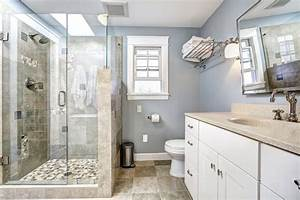 quelle cabine de douche choisir With porte de douche coulissante avec carrelage salle de bain metro parisien