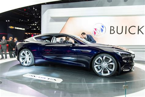 Buick Gnx Concept buick avista concept is buick regal gnx gm authority