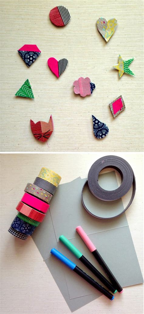 diy washi tape craft ideas 37 washi tape organizer and arts