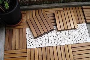 Holz Versiegeln Wasserdicht : balkonboden sch ner balkon ~ Lizthompson.info Haus und Dekorationen