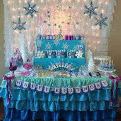 frozen party decorations frozen party  parties