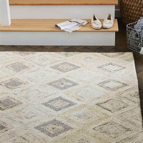 west elm wool rug west elm area rug rugs ideas