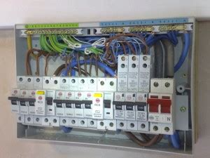 fuse board consumer unit replace upgrade london richmond twickenham