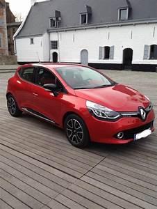 Clio Rouge : ma clio 4 dynamique energy dci90 rouge ~ Gottalentnigeria.com Avis de Voitures