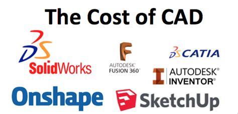 pricing  popular cad programs solidworks  onshape