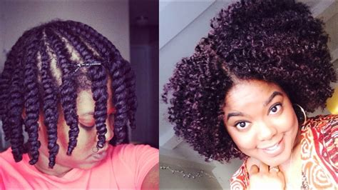 Flat Twist Hairstyles by Hair Updated Flat Twist Out