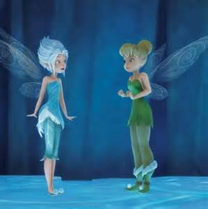 Tinkerbell Secret Wings Characters Names