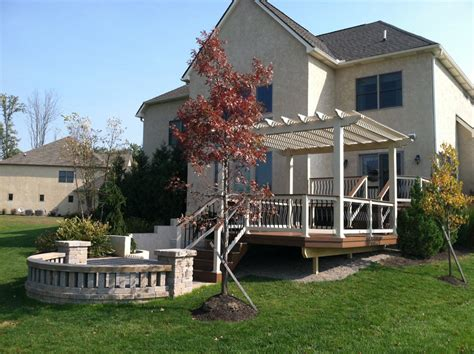 Deck And Patio Builders Columbus Ohio by Columbus Oh Deck Builder