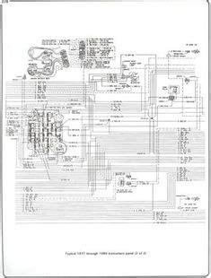 1981 Gmc Wiring Diagram by 85 Chevy Truck Wiring Diagram Chevrolet Truck V8 1981