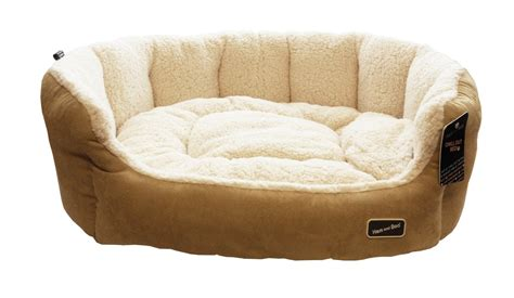 orthopedic pet bed with bolster the benefits of beds for you and your
