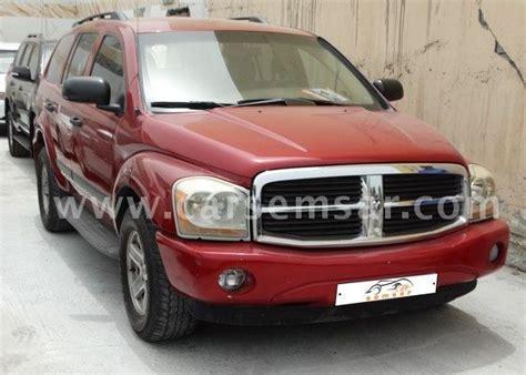 2006 Dodge Durango Slt For Sale In Bahrain