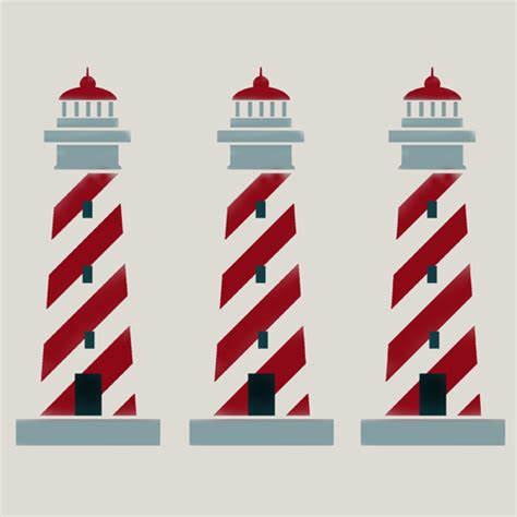nautical l lighthouse nautical stencil ideal stencils