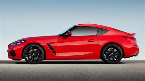 Would A Coupe Sort Out The Bmw Z4's Styling?