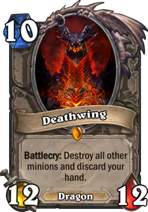 deathwing hearthstone card