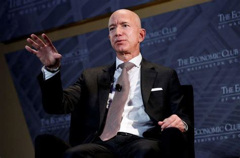 World's 2nd richest person Jeff Bezos to resign as Amazon ...