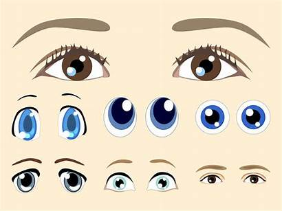 Eyes Vector Clip Vectors Cartoon Eye Clipart