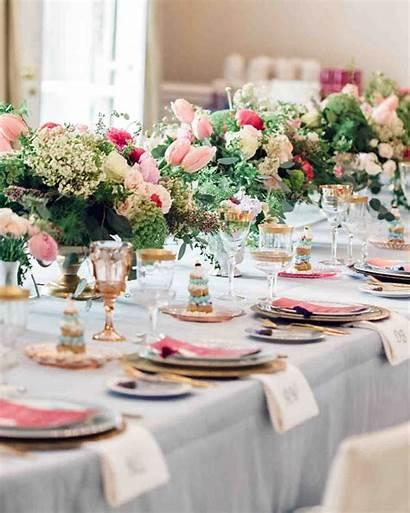 Bridal Shower Tablescapes Centerpieces Easter Table Bride