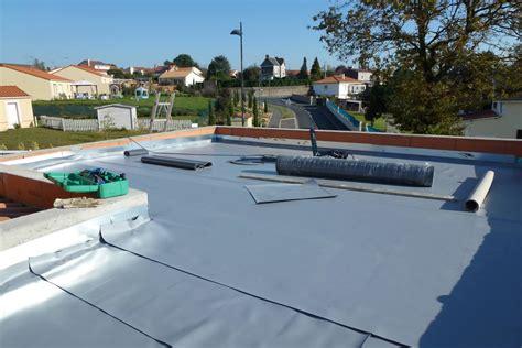 nivrem etancheite toiture terrasse ossature bois