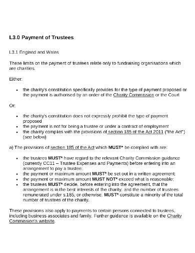 5+ Charity Employment Contract Templates in PDF | Free & Premium Templates