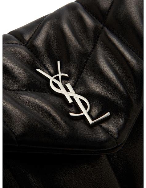saint laurent buy saint laurent bags accessories  david jones loulou black leather