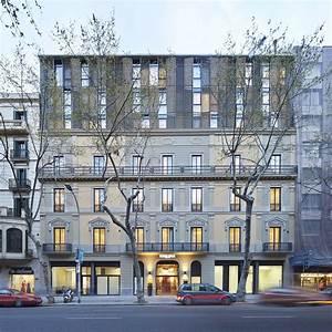 Architecture Neo Classique : gallery of hotel vincci gala barcelona tbi architecture ~ Melissatoandfro.com Idées de Décoration