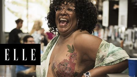 breast cancer survivors  tattoos  cover  scars