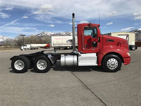 kenworth truck cab 2013 kenworth t660 day cab semi truck for sale 459 600