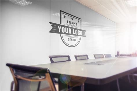 3d Wall Logo Mockup Template Free by Logo Mockup Office 28 Images Office Interiors Logo