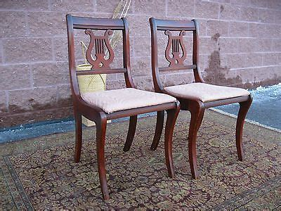 lyre back folding chairs 22 best images about lyre back 1940 dining room furniture