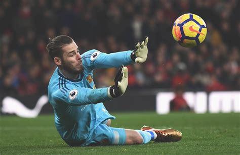 Di Gea Arsenal Vs Manchester United De Gea Matches Record For