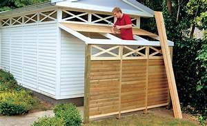 Geräteschuppen Holz Selber Bauen : velounterstand holz selber bauen ~ Sanjose-hotels-ca.com Haus und Dekorationen