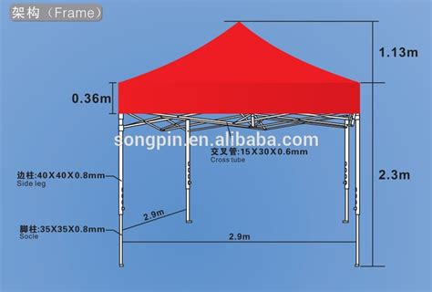 printing gazebo advertising marquee tent  canvas tents  sale aluminum pop  tent buy