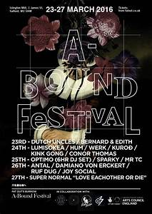 A-Bound Festival Five Day Overview — Islington Mill